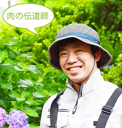 タレント「髙塚ミート」
